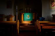 Trinity Lutheran Church, Grangeville, Idaho.