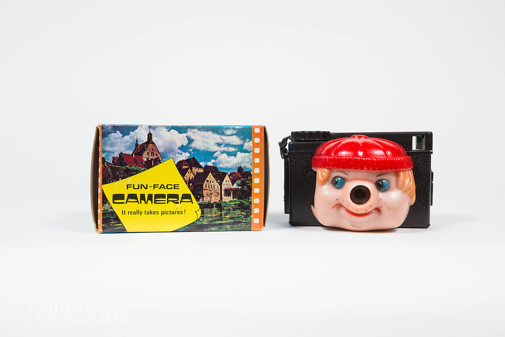 "Toy and Novelty Cameras from the Book ""Camera Crazy"""