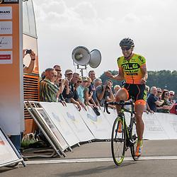 03-09-2017: Wielrennen: Boels Ladies Tour: Sittard<br /> Janneke Ensing wint de laatste etappe van de Boels Ladies Tour in Sittard.