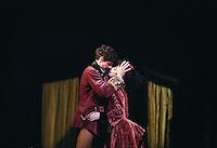 Tamara Rojo and Jonathan Cope in Sir Kenneth MacMillan's Mayerling.