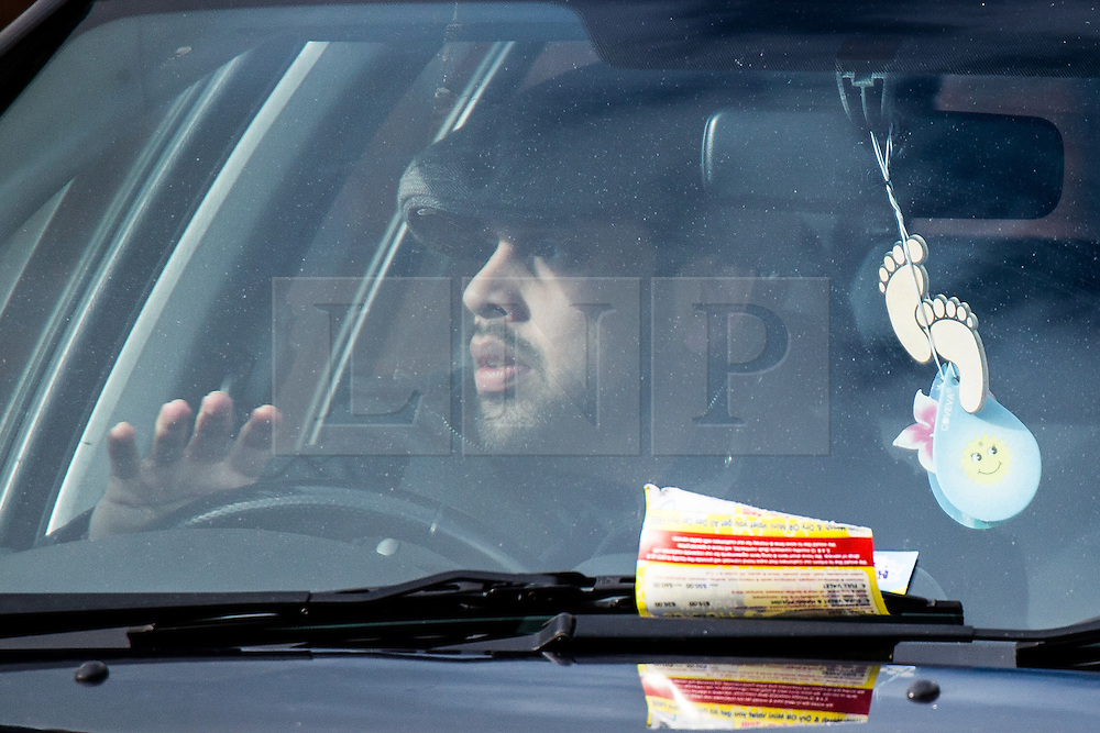 © Licensed to London News Pictures . KUTAB MIAH pictured leaving Bury Magistrates Court on 3rd March 2015 as today (4th February 2016) he is one of ten men convicted of serious sexual offences in Rochdale between 2004 and 2008 , as part of Operation Doublet , an investigation into child sexual exploitation in the region . The convictions relate to offences committed against eight victims who were aged between 13 and 23 at the time of the abuse . Photo credit : Joel Goodman/LNP