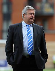Bristol Rovers chairman , Nick Higgs  - Mandatory byline: Neil Brookman/JMP - 07966386802 - 29/08/2015 - FOOTBALL - Matchroom Stadium -Leyton,England - Leyton Orient v Bristol Rovers - Sky Bet League Two