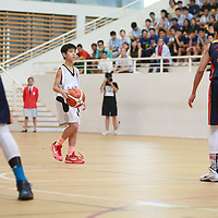 Republic Polytechnic, Thursday, August 25, 2016 — Presbyterian High School (PHS) defeated Anglo-Chinese School (Barker Road) 78-43 to win the National C Division Boys Basketball Championship for the first time.