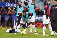 Isaac Kiese THELIN  - 24.01.2015 - Bastia / Bordeaux  - 22eme journee de Ligue1<br />Photo : Michel Maestracci / Icon Sport