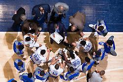 The 2016 SEC Men's Basketball Tournament at Bridgestone Arena in Nashville, TN. <br /> Game 8 Kentucky defeats Alabama 85-59.