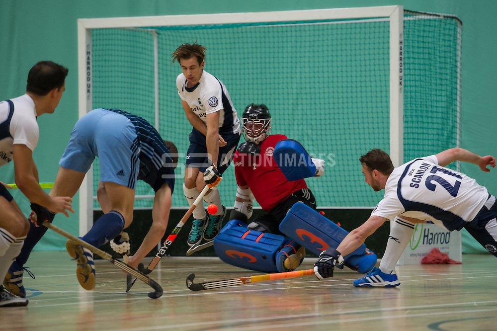 Men's Premier Division - Super 6s, University of Nottingham, Nottingham, UK on 08 January 2017. Photo: Simon Parker