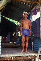 Murut Hill Tribe, Borneo, Malaysia, SE Asia