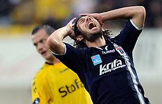 20110829 AC Horsens - AGF Superliga fodbold