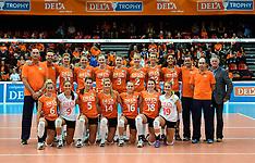 20131230 NED: DELA Trophy vrouwen Nederland - Belgie, Den Bosch