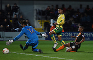 Barnet v Norwich City U23 041016
