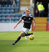 16th September 2017, Dens Park, Dundee, Scotland; Scottish Premier League football, Dundee versus St Johnstone; Dundee's A-Jay Leitch-Smith