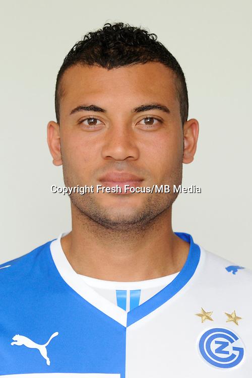07.07.2013; Niederhasli; Fussball Super League - Portrait Grasshopper Club; <br />Johan Vonlanthen<br />(Urs Lindt/freshfocus)