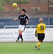 Dundee&rsquo;s Sam Dryden - Cove Rangers v Dundee under 20s pre-seson friendly at Links Park, Montrose, Photo: David Young<br /> <br />  - &copy; David Young - www.davidyoungphoto.co.uk - email: davidyoungphoto@gmail.com