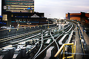 Public transit; Subway (SRT), Toronto, Ontario, Canada