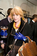 JUDITH WATTS, The Launch of the Lanvin store on Mount St. Presentation and cocktails.  London. 26 March 2009