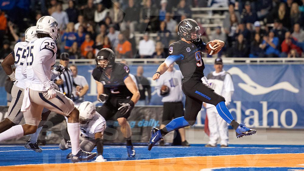 Boise State Football vs. Nevada, John Kelly photo