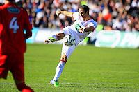Ricardo CARVALHO - 04.01.2014 - Nimes / Monaco - Coupe de France<br />Photo : Nicolas Guyonnet / Icon Sport