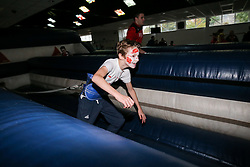 Bristol Sport Spooktacular Halloween Event at Ashton Gate - Rogan Thomson/JMP - 26/10/2016 - SPORT - Ashton Gate Stadium - Bristol, England.