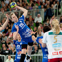 20130413: SLO, Handball - EHF Women's Champions League, RK Krim Mercator vs Larvik HK