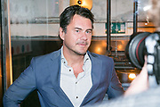2018-03-20. De Bajes, Amsterdam. Lancering 6e editie van Amsterdam XXXL. Op de foto: Jan Hein Kuijpers