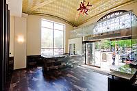 Lobby at 421 Hudson Street