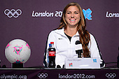 Soccer, Womens - Gold Medal Match Press Conference (USA vs Japan)