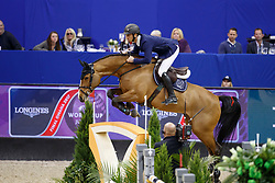 Guerdat Steve, SUI, Bianca<br /> Round 2<br /> Longines FEI World Cup Jumping, Omaha 2017 <br /> © Hippo Foto - Dirk Caremans<br /> 01/04/2017