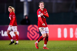 Frankie Brown of Bristol City - Mandatory by-line: Ryan Hiscott/JMP - 08/12/2019 - FOOTBALL - Stoke Gifford Stadium - Bristol, England - Bristol City Women v Birmingham City Women - Barclays FA Women's Super League