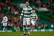 Celtic FC Midfielder Kris Commons during the Ladbrokes Scottish Premiership match between Celtic and Dundee United at Celtic Park, Glasgow, Scotland on 25 October 2015. Photo by Craig McAllister.