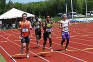 Event 22 Men 4x100 M Relay
