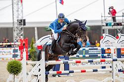 AHLMANN Christian (GER), Zampano Z<br /> Hagen - Horses and Dreams 2019<br /> Preis der Pott´s Brauerei GmbH CSI2*<br /> Finale Mittlere Tour<br /> 28. April 2019<br /> © www.sportfotos-lafrentz.de/Stefan Lafrentz
