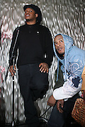 Sway and Buck Shot at The Smirnoff Music Series held at Element on February 26, 2008
