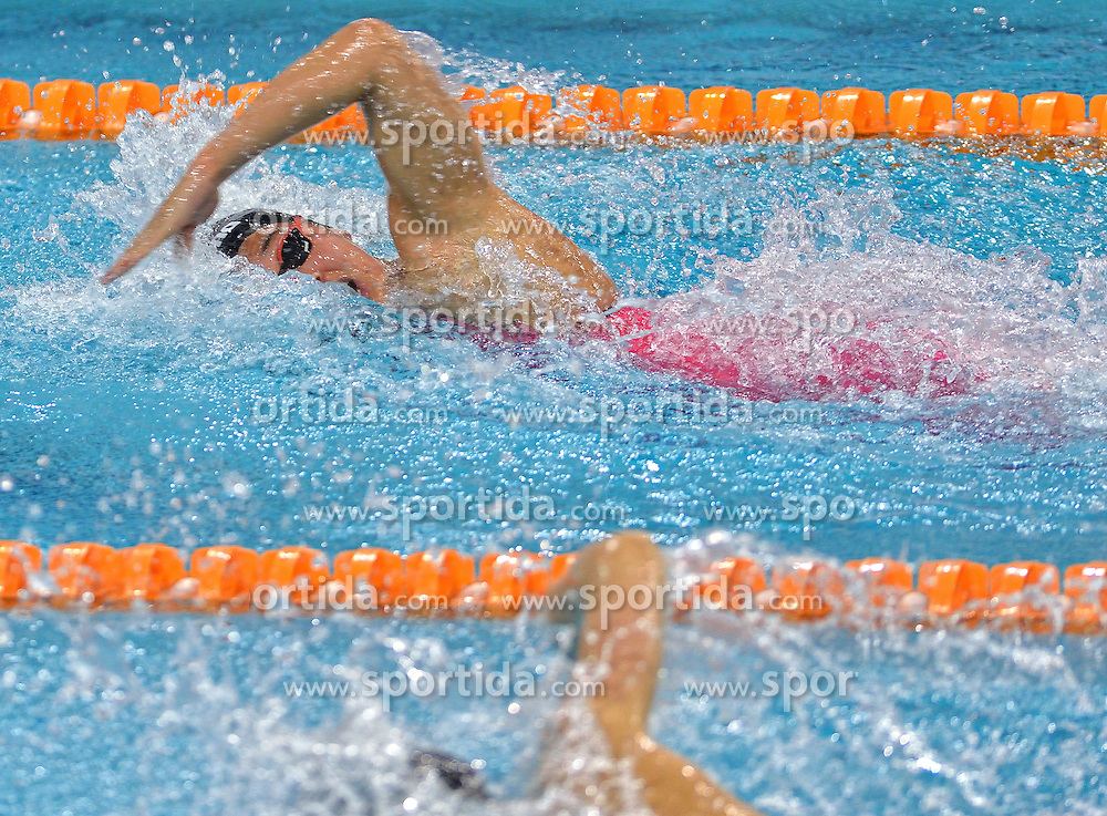 04-04-2015 NED: Swim Cup, Eindhoven<br /> Ranomi Kromowidjojo, 100m freestyle<br /> Photo by Ronald Hoogendoorn / Sportida