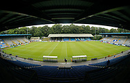 General Stadium view ahead of Halifax RLFC vs Toronto Wolfpack during the Betfred Super 8s Qualifiers match at Shay Stadium, Halifax<br /> Picture by Stephen Gaunt/Focus Images Ltd +447904 833202<br /> 12/08/2018