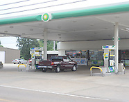 BP gas stations