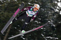 Sara Takanashi of Japan during Normal Hill Individual Competition at FIS World Cup Ski jumping Ladies Ljubno 2012, on February 11, 2012 in Ljubno ob Savinji, Slovenia. (Photo By Vid Ponikvar / Sportida.com)