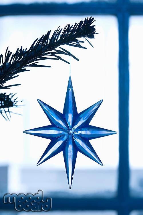 Christmas decoration close-up