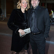 NLD/Amsterdam//20140325 - Schaatsgala 2013, Mariannne Timmer en partner Henk Timmer
