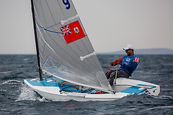 2019 Finn Open European Championship, 10-18 May 2019 Athens International Sailing Center, Greece