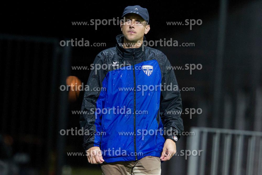 Tomaz Petrovic, head coach of NK Krsko after football match between FC Luka Koper and NK Krsko in 11th Round of Prva liga Telekom Slovenije 2015/16, on September 23, 2015 in Bonifika, Koper, Slovenia. Photo by Urban Urbanc / Sportida