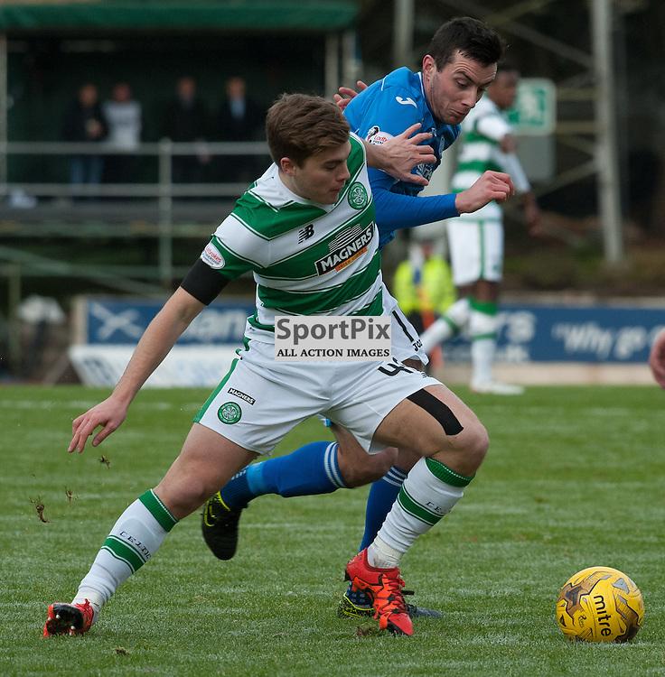 #49 James Forrest (Celtic)<br /> <br /> St Johnstone v Celtic &bull; Ladbrokes Premiership &bull; 13 December 2015<br /> <br /> &copy; Russel Hutcheson | SportPix.org.uk