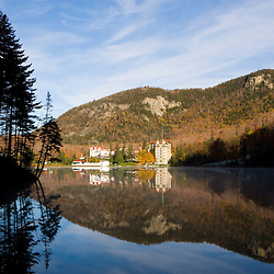 The Balsams Resort in Dixville Notch, New Hampshire.