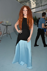 JESS GLYNNE at the Glamour Magazine Women of the Year Awards in association with Next held in the Berkeley Square Gardens, London on 7th June 2016.