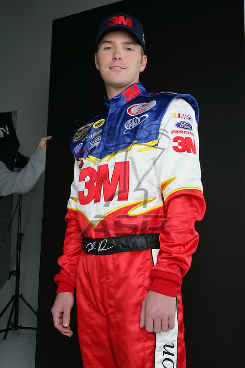 Concord, NC - Jan 11, 2006:  The No 06 Ford is photographed at D3 Studios in Concord, NC.