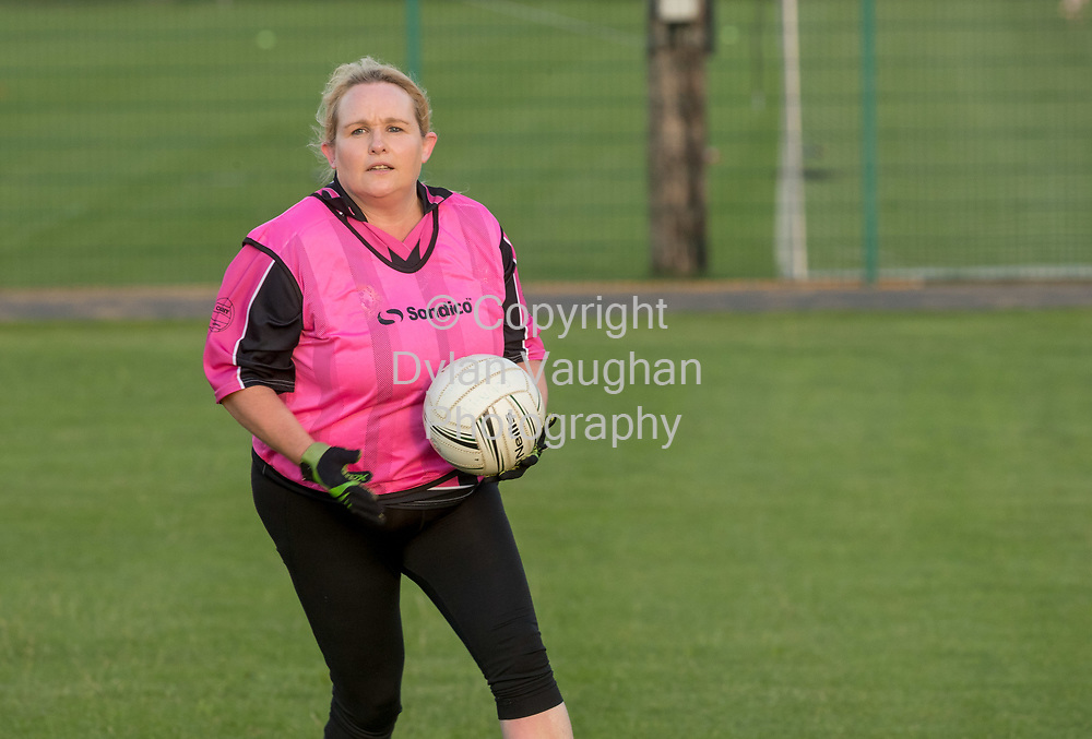 13-7-17<br /> The Ladies football team pictured at Conahy Shamrocks.<br /> <br /> Pictured is Miriam Mulhall.<br /> <br /> Picture Dylan Vaughan.