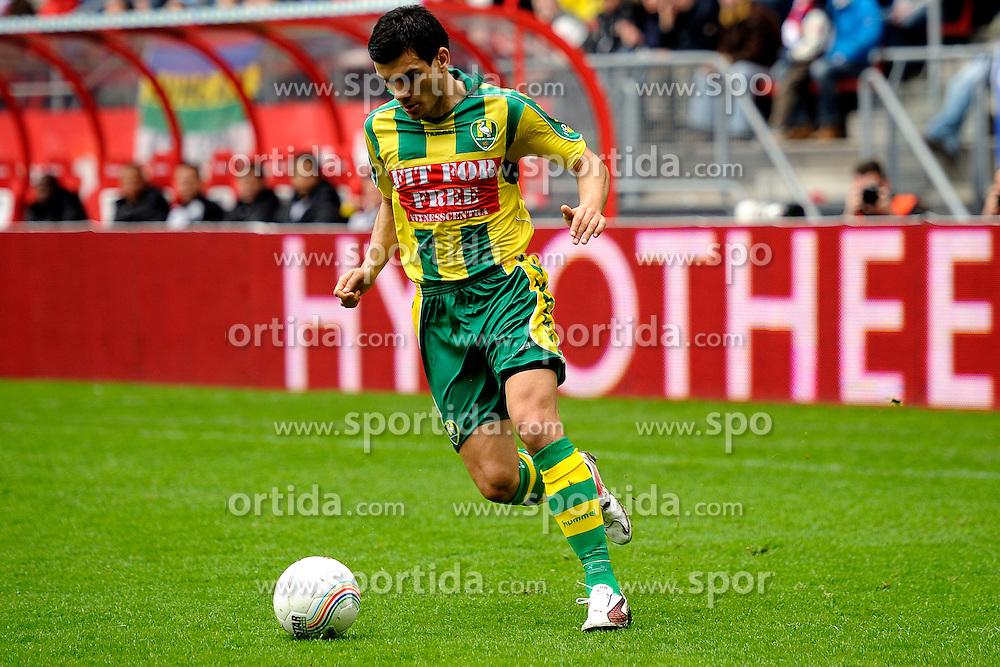 03-04-2011 VOETBAL: FC UTRECHT - ADO DEN HAAG: UTERCHT.Aleksandar Radosavljevic SLO.© Ronald Hoogendoorn Photography / Sportida.com.