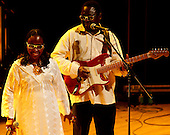 Amadou & Mariam Basingstoke Anvil 22nd February 2006