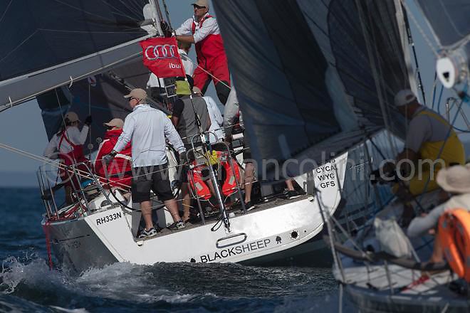 SAILING - Audi IRC National Championships 2014, Newcastle - 17-20/04/2014<br />