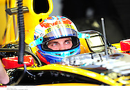 Grand prix de Bahraïn 2010..Circuit de shakir. 12 mars 2010..Premiere séance d'essai...Photo Stéphane Mantey/ L'Equipe. *** Local Caption *** petrov (vitaly) - (rus) -