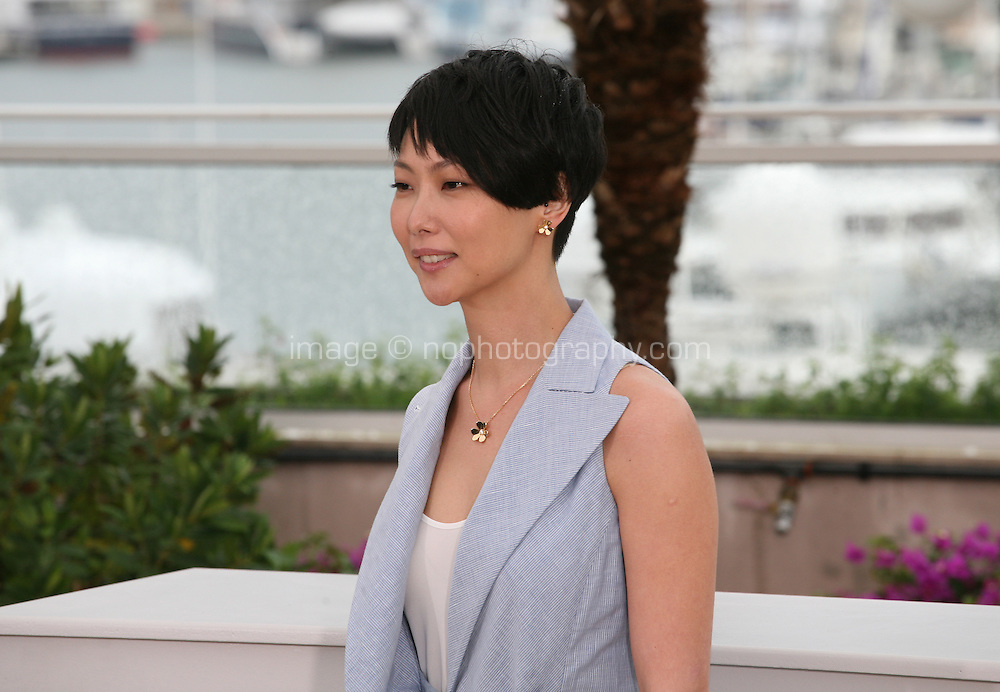 Director Flora Lau at the Bends film photocall at the Cannes Film Festival 18th May 2013